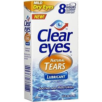 natural tears eye drops reviews