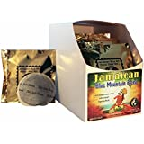 BLUE MOUNTAIN COFFEE PODS, JAMAICAN BLEND - Good As Gold Coffee - (1 Box / 20 Coffee Pods)