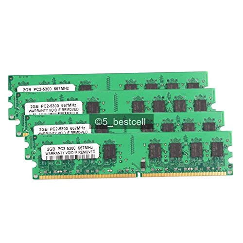 lot 2GB//4GB//8GB DDR2//DDR3 667MHz//800MHz//1333MHz 240pin Desktop DIMM Memory Ram