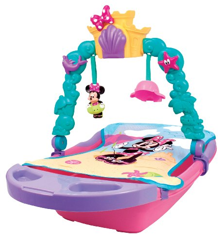 Sassy Disney Minnie Fun Baignoire, Toybar