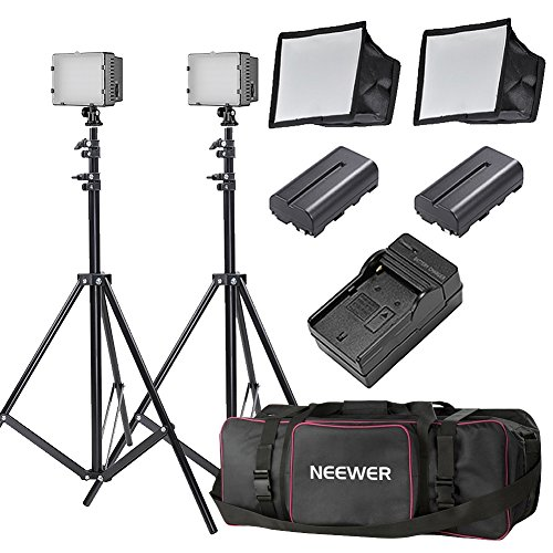 Dslr Led Light Kit