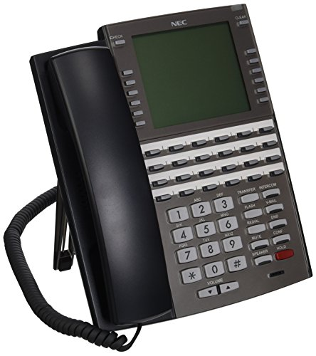 NEC NEC-1090023 Single Handset 1-Line Landline Telephone by NEC