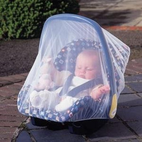 Clippasafe Ltd Infant Car Seat Insect Net