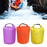 Wanderings Supplies - 70l Waterproof Dry Bag Pack For Boat Floating Kayaking Camping Hiking - Life Jacket Summit Cluster Shower Bags Water Sports Waterproof Bear Backpacking Cannister - Sea To - 1PCs