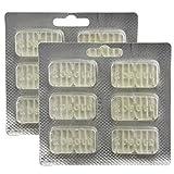 Spares2go Air Freshener Perfume Tablet Sticks For Vorwerk Kobold...