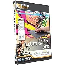 Adobe Illustrator CS5 Training DVD - Tutorial Video - Over 10 Hours of High Quality Video Based Training