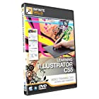 Adobe Illustrator CS5 Training DVD – Tutorial Video – Over 10 Hours of High Quality Video Based Training