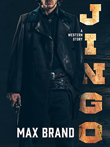 Jingo: A Western Story cover