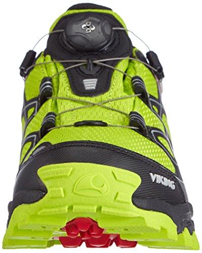 Vichingo Anaconda Boa Iv Gtx Unisex Adulto Trekking Scarpe Da Trekking Giallo (lime / Nero 8802)