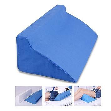 Amazon.com: KHXJYC - Cojín de cuña para cama con forma de ...