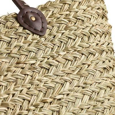 Lakeland Woven Seagrass Shopping Basket
