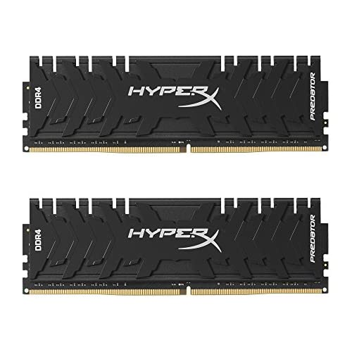 chollos oferta descuentos barato HyperX Predator Memoria RAM de 16 GB DDR4 Kit 2 x 8 GB 3200 MHz CL16 DIMM XMP HX432C16PB3K2 16