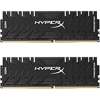 Amazon.com: Kingston Technology HyperX Fury Black16GB ...
