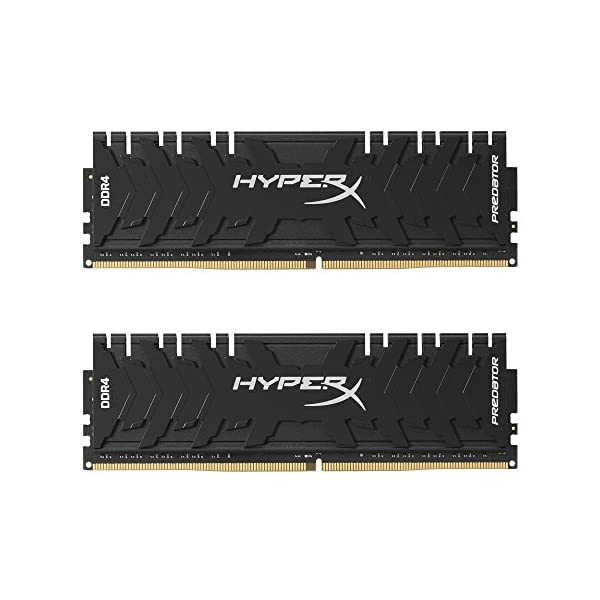 HyperX Kingston 16GB 3000MHZ DDR4 CL15 DIMM (KIT of 2) XMP Predator (HX430C15PB3K2/16) - 16GB Kit (2 x 8GB)