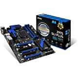 MSI ATX DDR3 2600 LGA 1150 Motherboards Z97S SLI PLUS