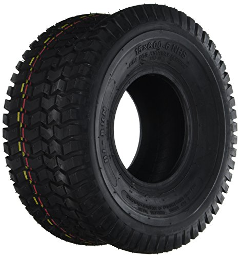 (Sutong China Tires Resources WD1094 Sutong Turf Lawn and Garden Tire, 15x6.00-6-Inch)
