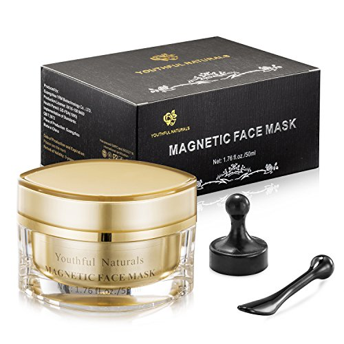 Magnetic Face Mask Mineral Rich Moisturizing & Brightening Deep Sea Mud Mask 50 ml/1.7 fl. Oz