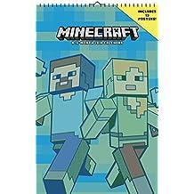 Minecraft 2018 Oversized Calendar