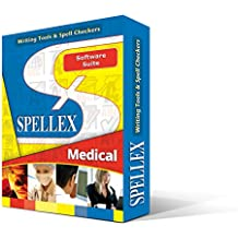 Spellex Medical Suite for Microsoft Word (Includes Spell Checker, Dictionary, Thesaurus, and more)