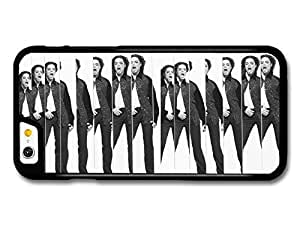 AMAF ? Accessories Michael Jackson Collage Black & White The King of Pop case for iPhone 6