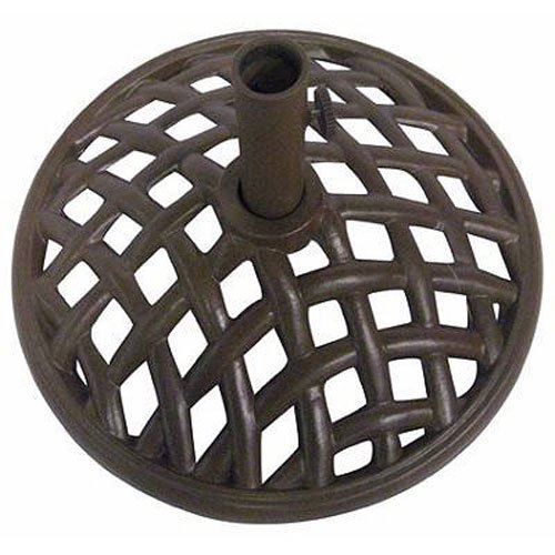 Agio International Co., Inc Bzb01004k01 Courtyard Classics, Cast Iron Umbrella Base,