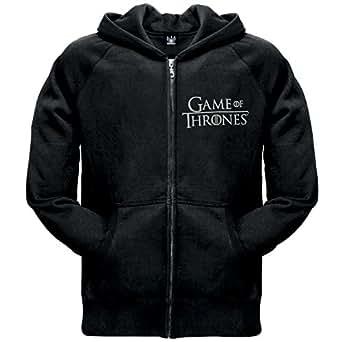Amazon.com: Game of Thrones - Winter is Coming Zip Hoodie