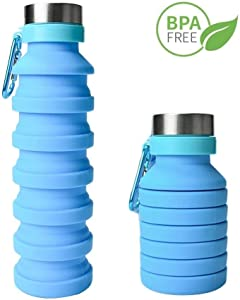 YA&SA STORE Collapsible Water Bottle