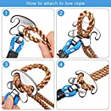 BeneLabel Heavy Duty Boat Tow Harness, Tow Rope