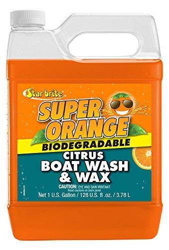 star-brite-super-orange-citrus-boat-wash-wax-1-gal