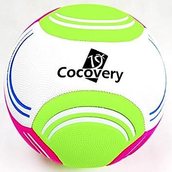 956f385bd1fc1 Balón Futbol para Playa-Granulado-Cocovery19 (Verde)  Amazon.es  Deportes y  aire libre