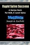 Rapid Sales Success: A Recipe Book For B2B, C-Level Sales