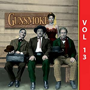 Gunsmoke, Vol. 13 Radio/TV Program