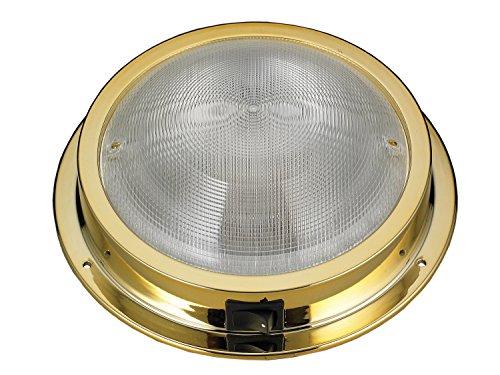 led dome light round - 8