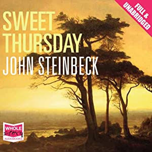 Sweet Thursday Audiobook