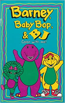 Barney, Baby Bop, & BJ: Color with Me!: Mary Ann Dudko