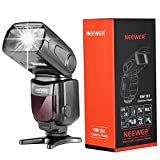Photo : Neewer NW-561 LCD Display Speedlite Flash for All DSLR Cameras with Standard Hot Shoe