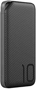 Huawei 10000 mAh Quick Charge Wired Power Bank for Mobile Phones, AP08Q, Black