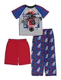 "Lego Star Wars Big Boys' ""Lego Kylo Ren"" 2-Piece Pajamas"