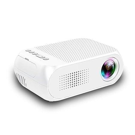 Proyector De Vídeo Portátil Mini Proyector LED Micro ...