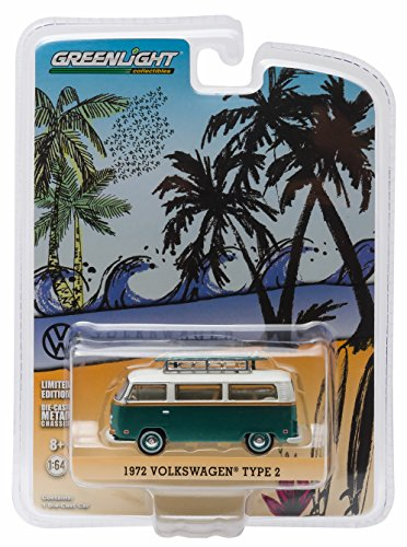 GREENLIGHT 1:64 Scale Hobby Only 1972 VOLKSWAGEN TYPE 2