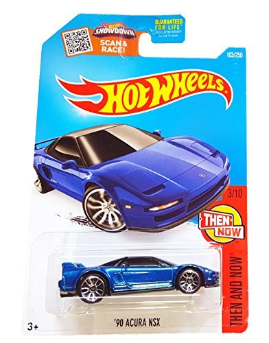 Hot Wheels 2016 Then and Now