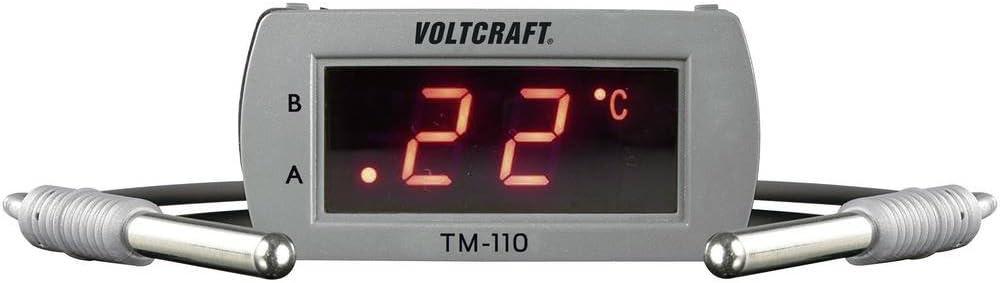 VOLTCRAFT TM-110 LED-Temperatur Anzeigen-Modul TM-110
