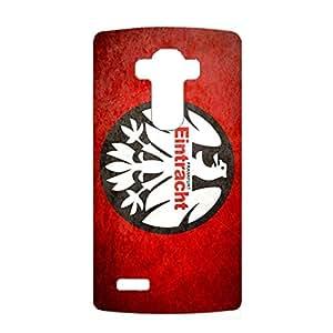 3D Hard Cover Case for LG G4 Creative Fashion Eintracht Frankfurt FC Logo Phone Case