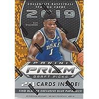 $32 » 2019/20 Panini Prizm Draft Picks Basketball BLASTER box (28 cards)