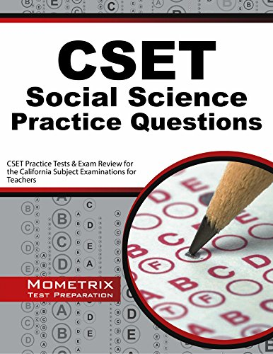 cset social science subtest 2 Sample test questions for cset: social science subtest ii below is a set of multiplechoice questions and constructed- response questions that are similar to the- questions you will see on subtest ii of cset: social science.