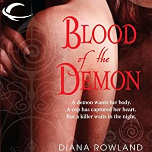 Blood of the Demon Hörbuch
