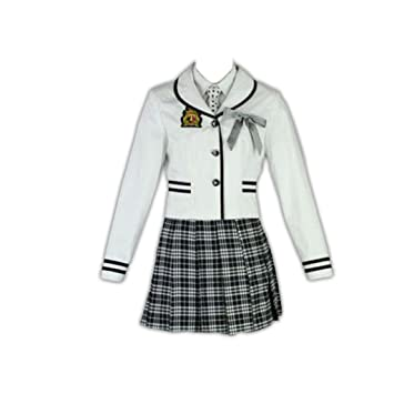 Dream2Reality - Disfraz de colegiala para mujer, talla S: Amazon ...