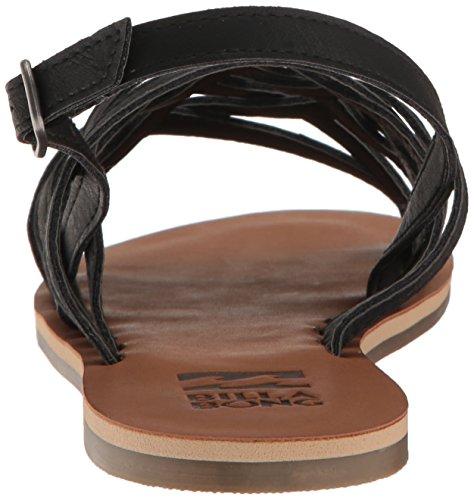 Billabong Women's Miramar Huarache Sandal Off Black FzUPd8q