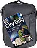 Go Travel Small Day Messenger Bag for Men - Black