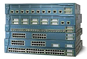 Cisco Catalyst WS-C3550-24-EMI Gestionado switch - Switch de red (Gestionado, Bidireccional completo (Full duplex))